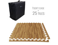 Premium Soft Wood Trade Show Floor Kits
