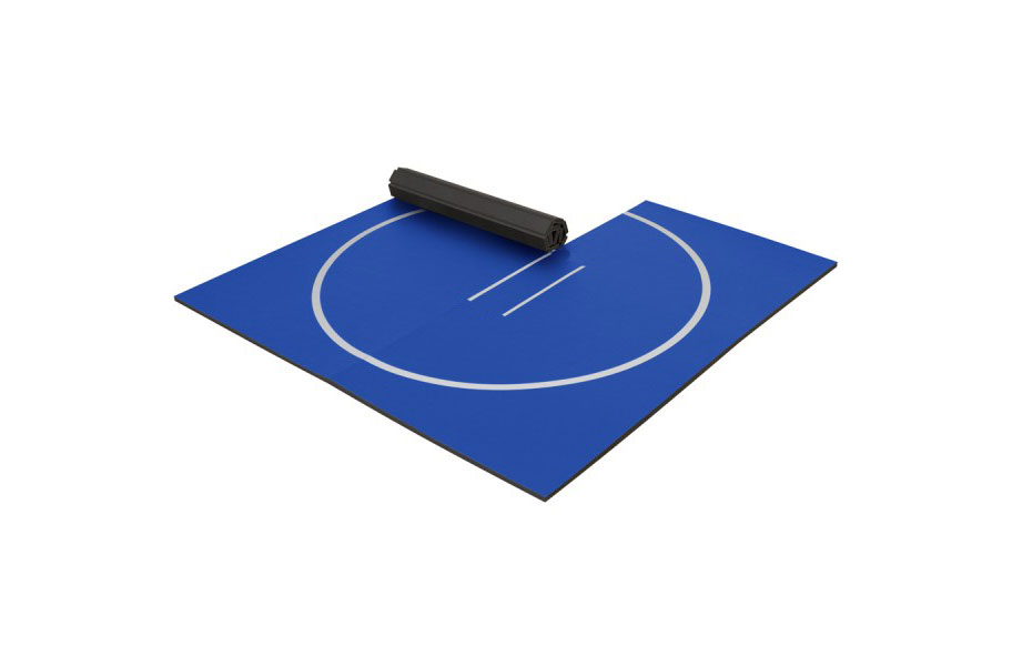 Deluxe Wrestling Mats Large Durable Wrestling Mats