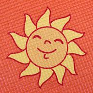 Fun Shine Kids Yoga Mat