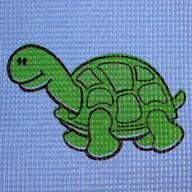 Blue Turtle Kids Yoga Mat