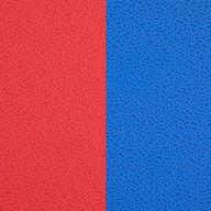 "Red/Royal Blue 1"" MMA Mats"