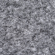 "Light Grey 5/8"" Premium Soft Carpet Tiles"