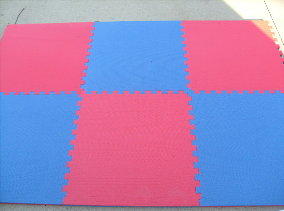 1 Quot Mma Mats High Density Interlocking Tiles